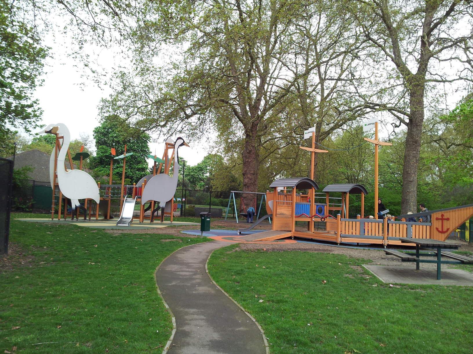 Battersea Park Zoo Cafe