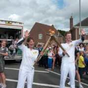 Where to watch the 2012 Olympic Torch Relay in London?