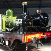 BDT goes large: National Railway Museum, York