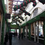 Covent Garden decorations