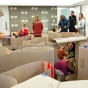 Cut Up! Winter Family Day at the Whitechapel Gallery, 12pm to 4pm, Saturday 15 February 2014