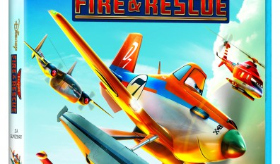 Planes 2: Fire & Rescue – Blu Ray Giveaway
