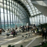 "Sky Garden, 20 Fenchurch Street (aka the ""Walkie-Talkie"" Building)"