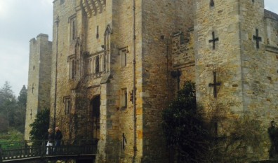 BDT goes large: Hever Castle and Gardens, Kent