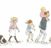Michael Rosen's Bear Hunt, Chocolate Cake and Bad Things – Discover Children's Story Centre