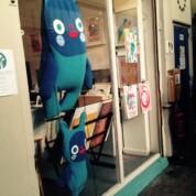 Messy goes to…Brixton Village (Okido exhibition)