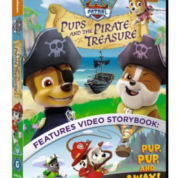 Paw Patrol: Pups and the Pirate Treasure – Review by MJ, age 4¾