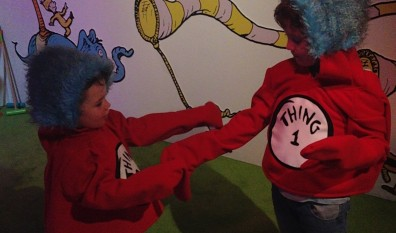 The Fantastic World of Dr Seuss – Discover Children's Story Centre