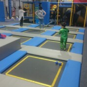 Jumping for joy – Little O Toddler Sessions at Oxygen Freejumping